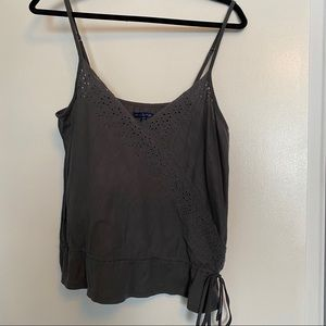 American Eagle   Charcoal Cami   Size XL